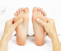 reflexology and thyroid